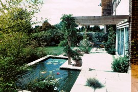 Award winner British Association of Landscape Industries National Awards 2000 Domestic...