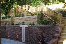 Award winner British Association of Landscape Industries National Awards 2003 Domestic...