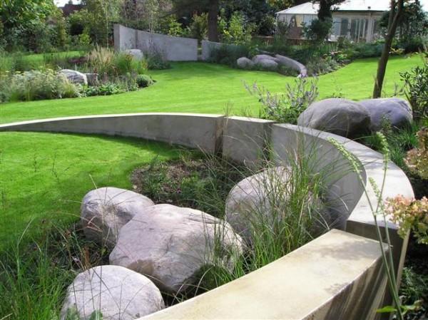 Linden landscapes landscapers kent award winning garden design landscape scheme for contemporary house in cranbrook workwithnaturefo