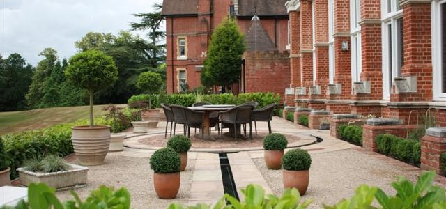 Award winner British Association of Landscape Industries National Awards 2009 The...
